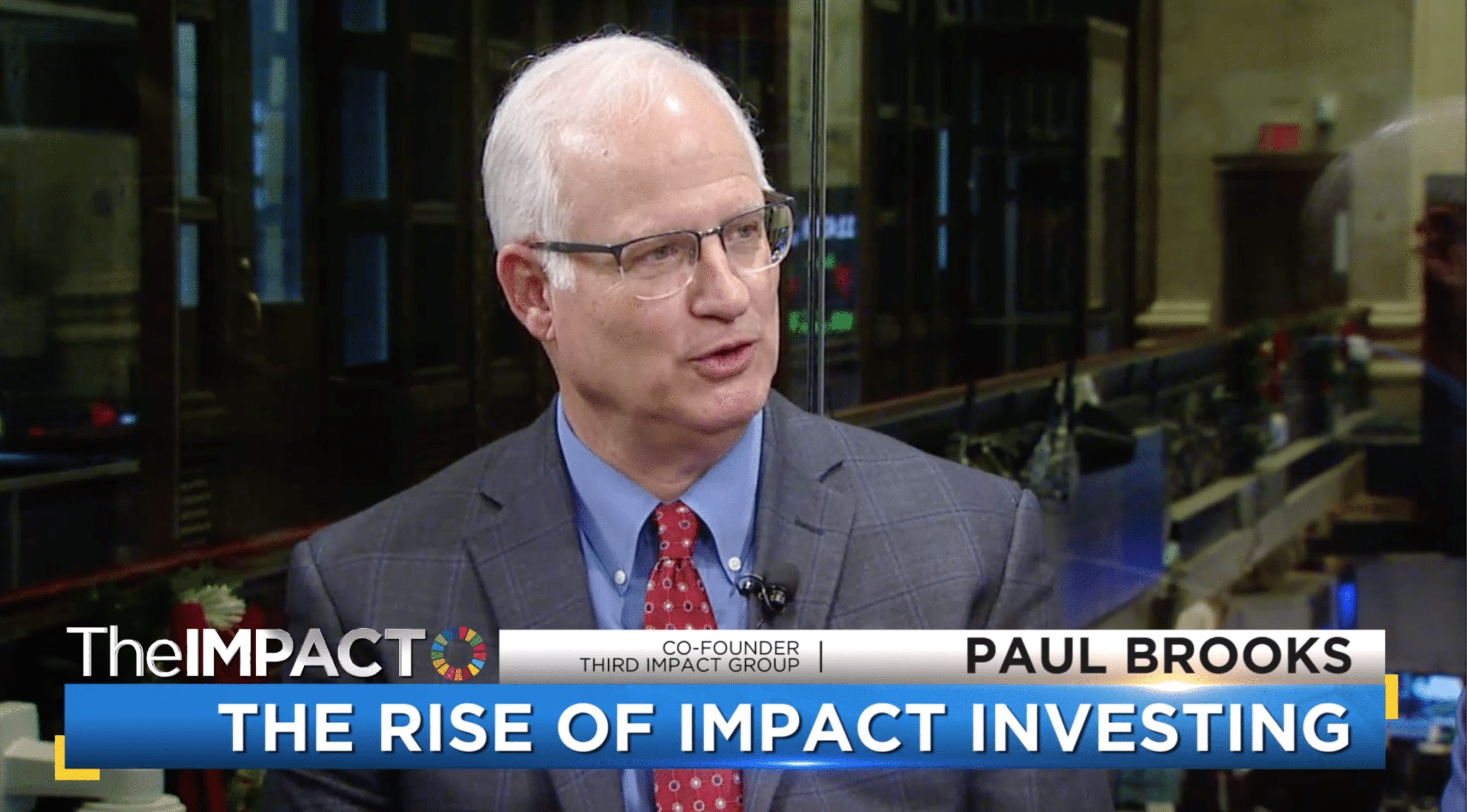 Paul Brooks, Co-founder of Third Impact Group