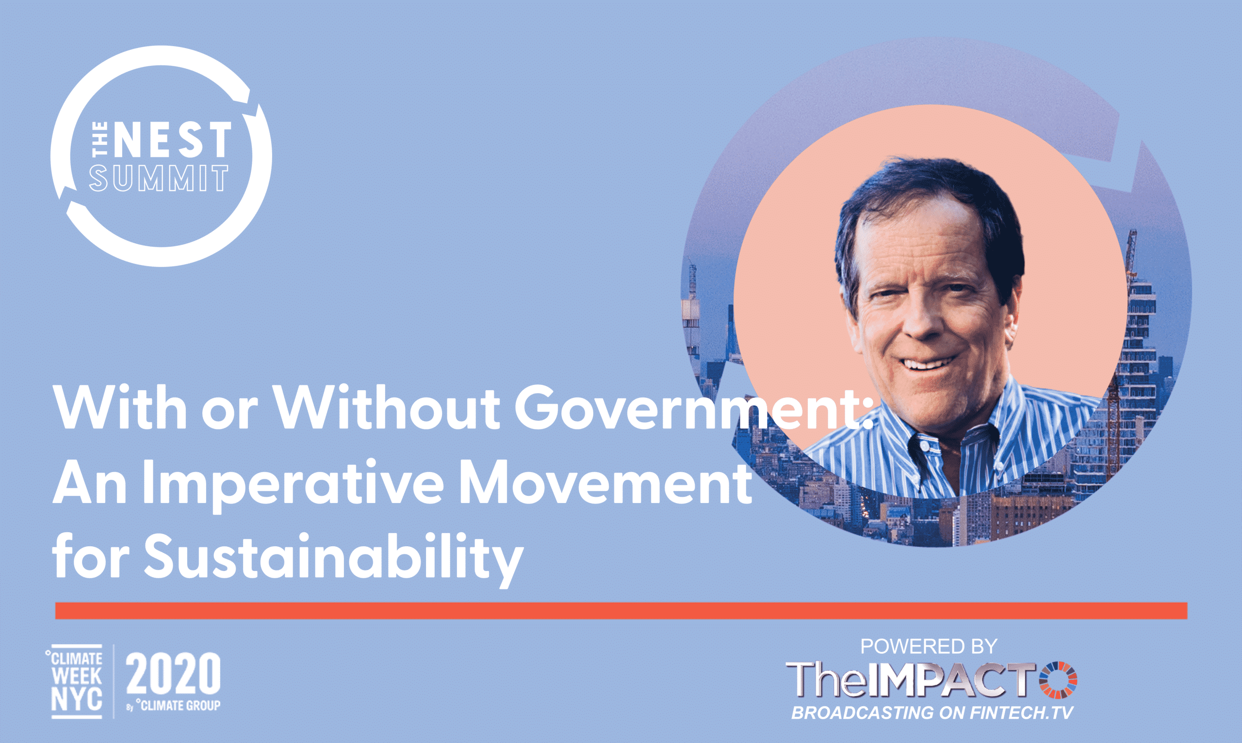 With or Without Government – An Imperative Movement for Sustainability
