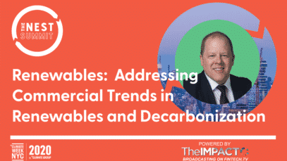 Addressing Commercial trends in Renewables and Decarbonization