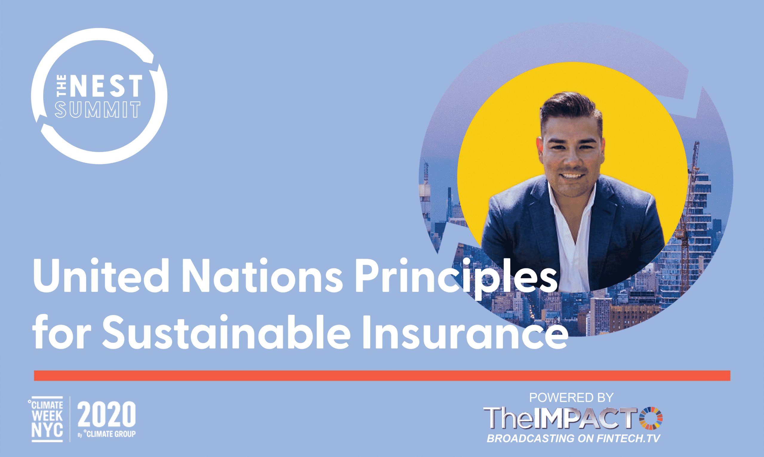 United Nations Principles for Sustainable Insurance with Ricardo Lara