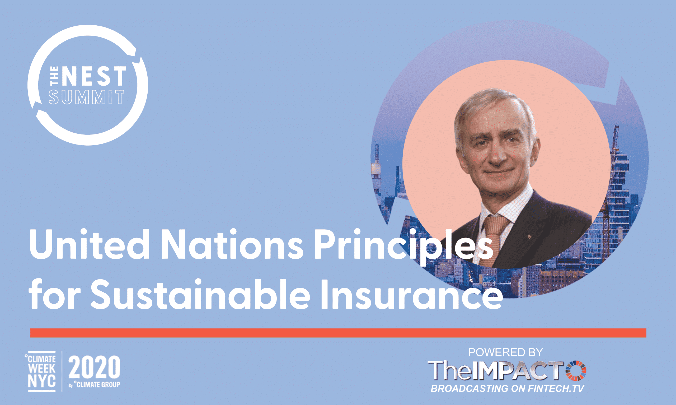 United Nations Principles for Sustainable Insurance with Denis Duverne