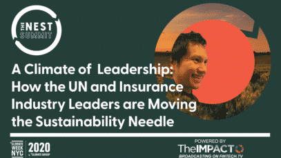 A Climate of Leadership How the UN and Insurance Industry Leaders are Moving the Sustainability Needle (UN Photo)