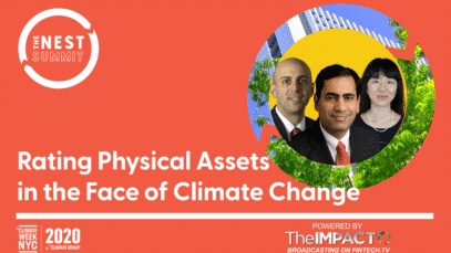 RATING PHYSICAL ASSETS IN THE FACE OF CLIMATE CHANGE