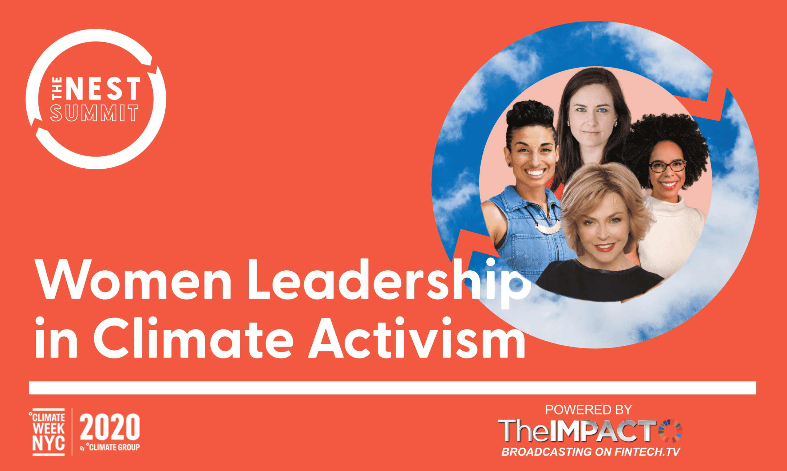 Pat Mitchell on Women Leadership in Climate Activism
