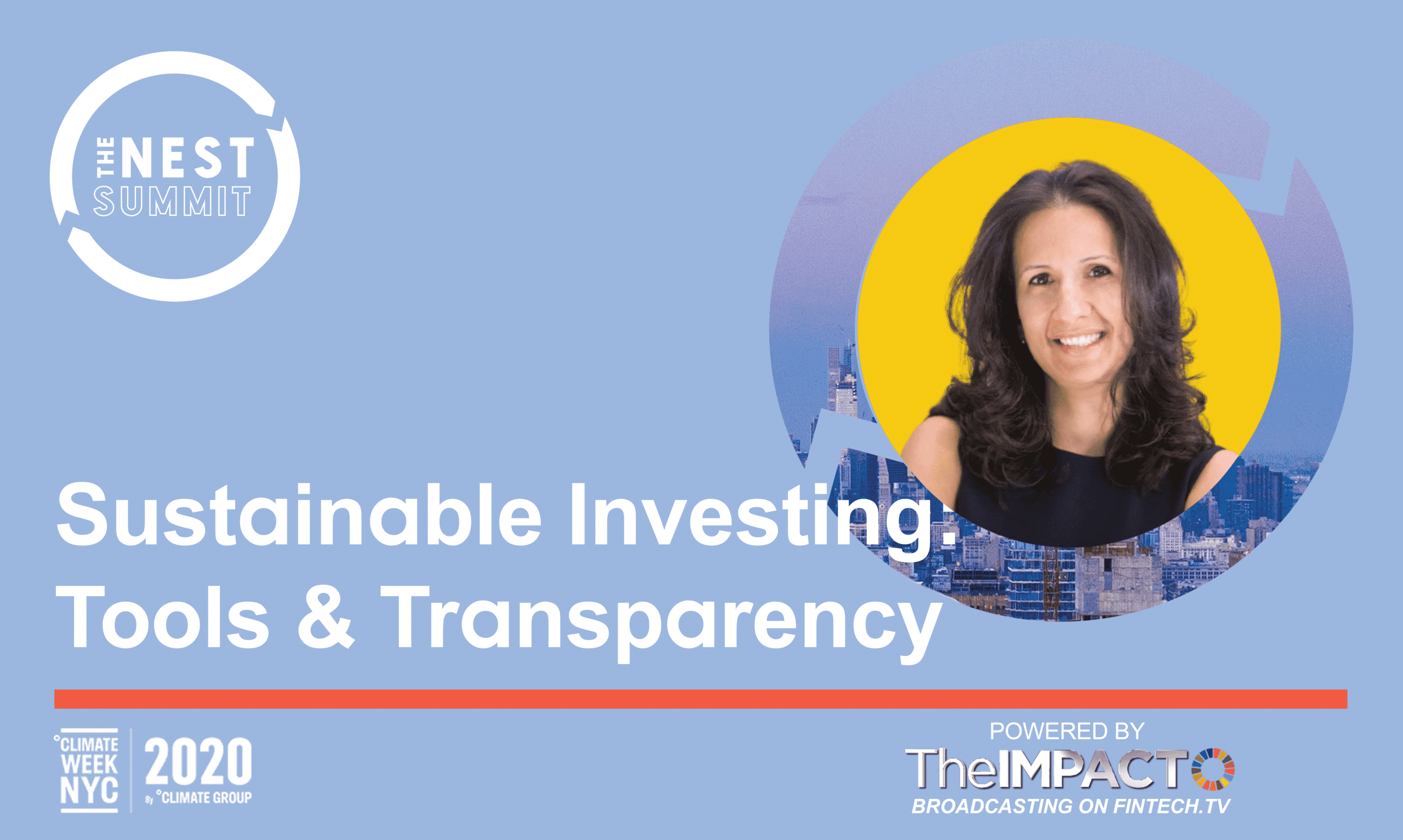 Sustainable Investing: Tools & Transparency with Lynn Martin
