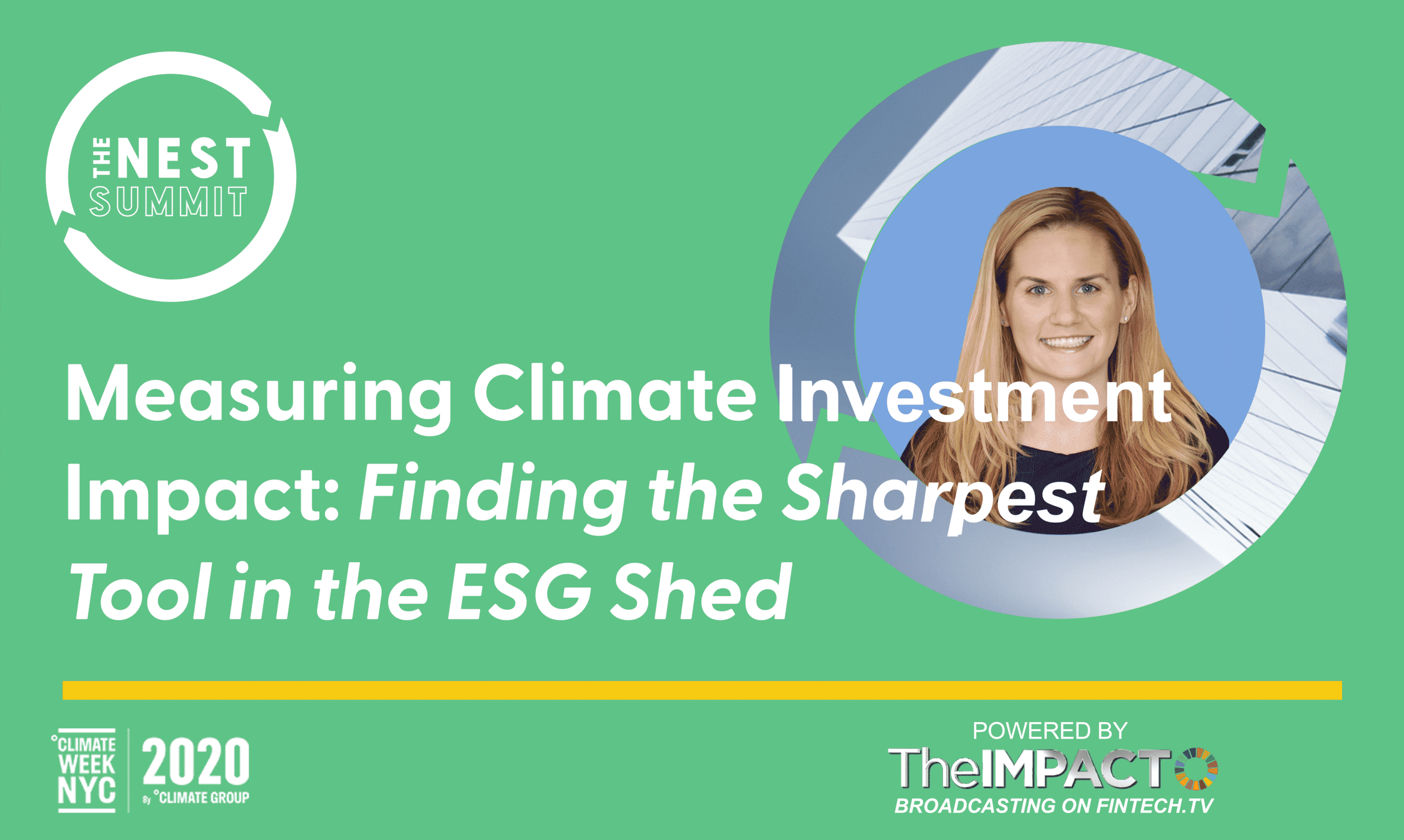 Measuring Climate Investment Impact: Finding the Sharpest Tool in the ESG Shed