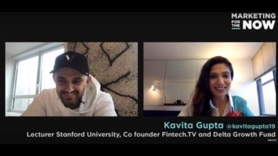 #GaryVee and Kavita Gupta