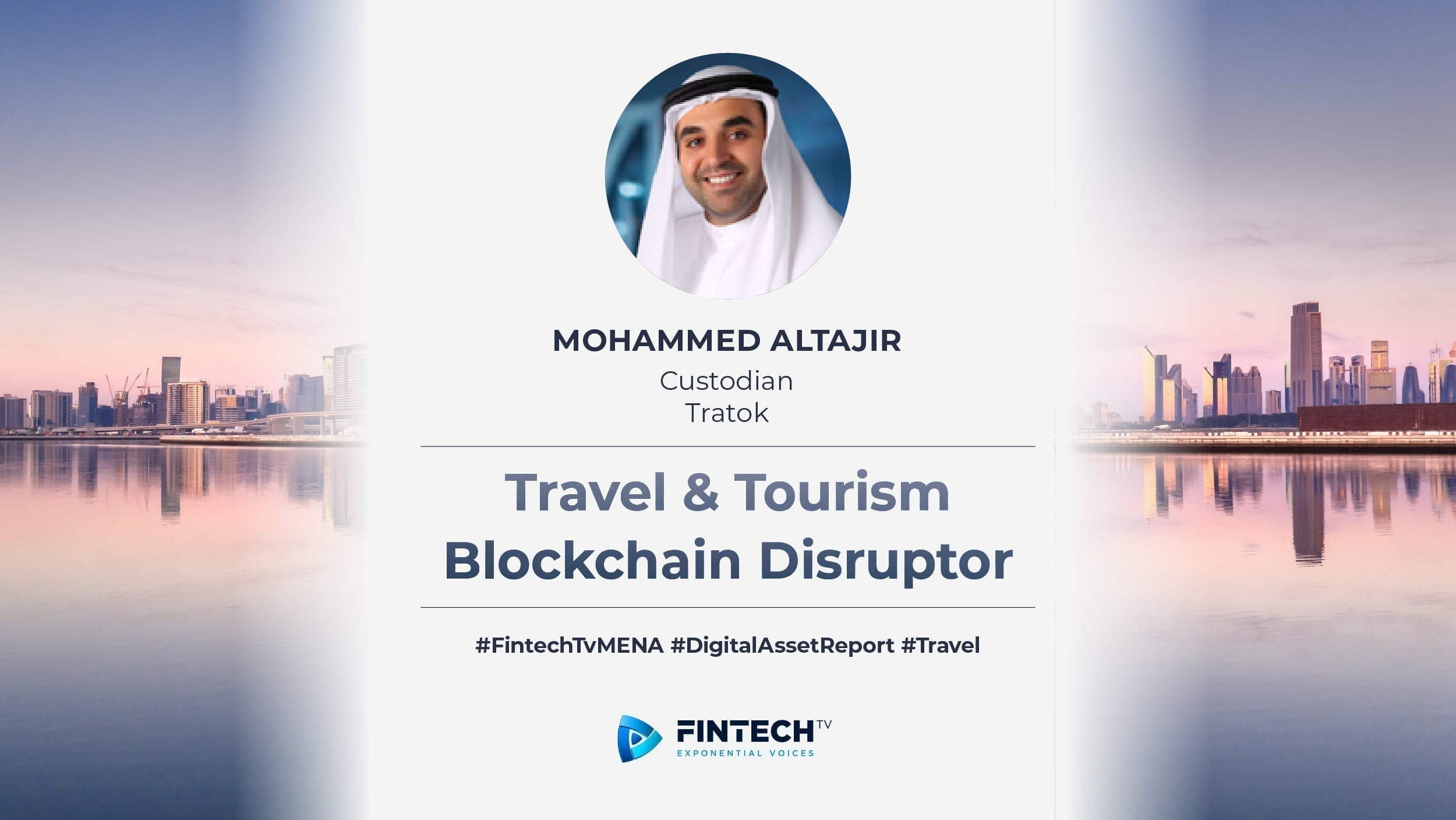 Travel & Tourism Blockchain Disruption