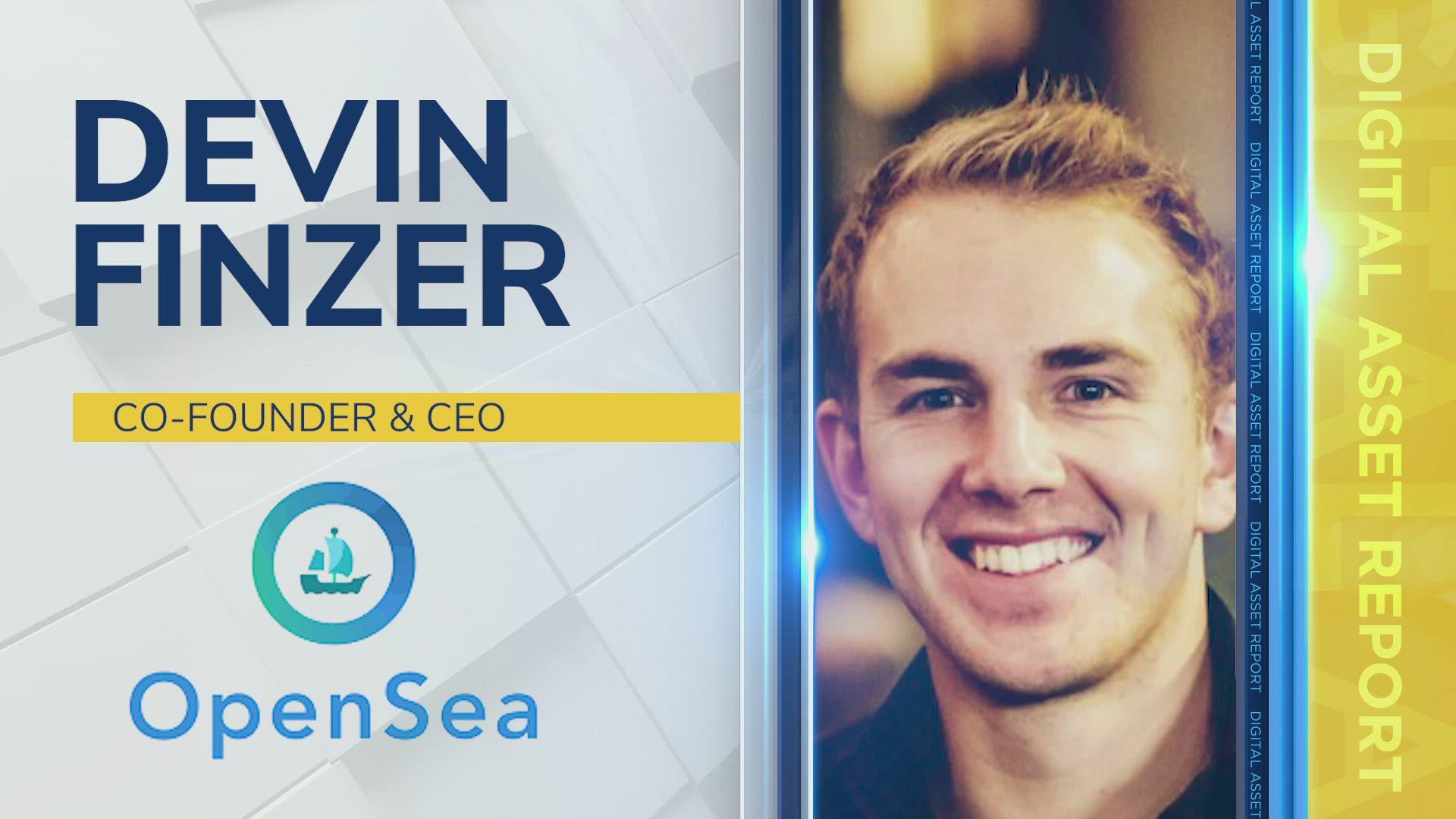Devin Finzer, Co-founder & CEO at OpenSea