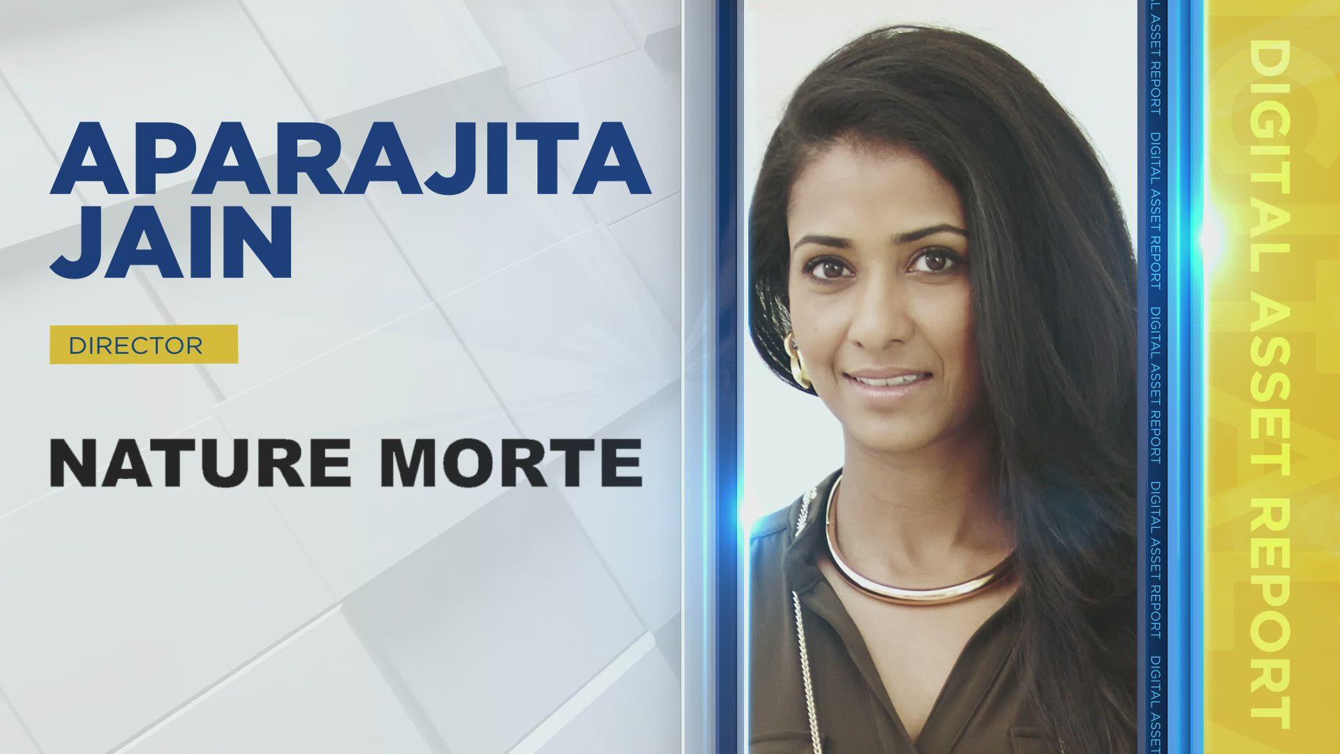Aparajita Jain, Director of Nature Morte on NFTs
