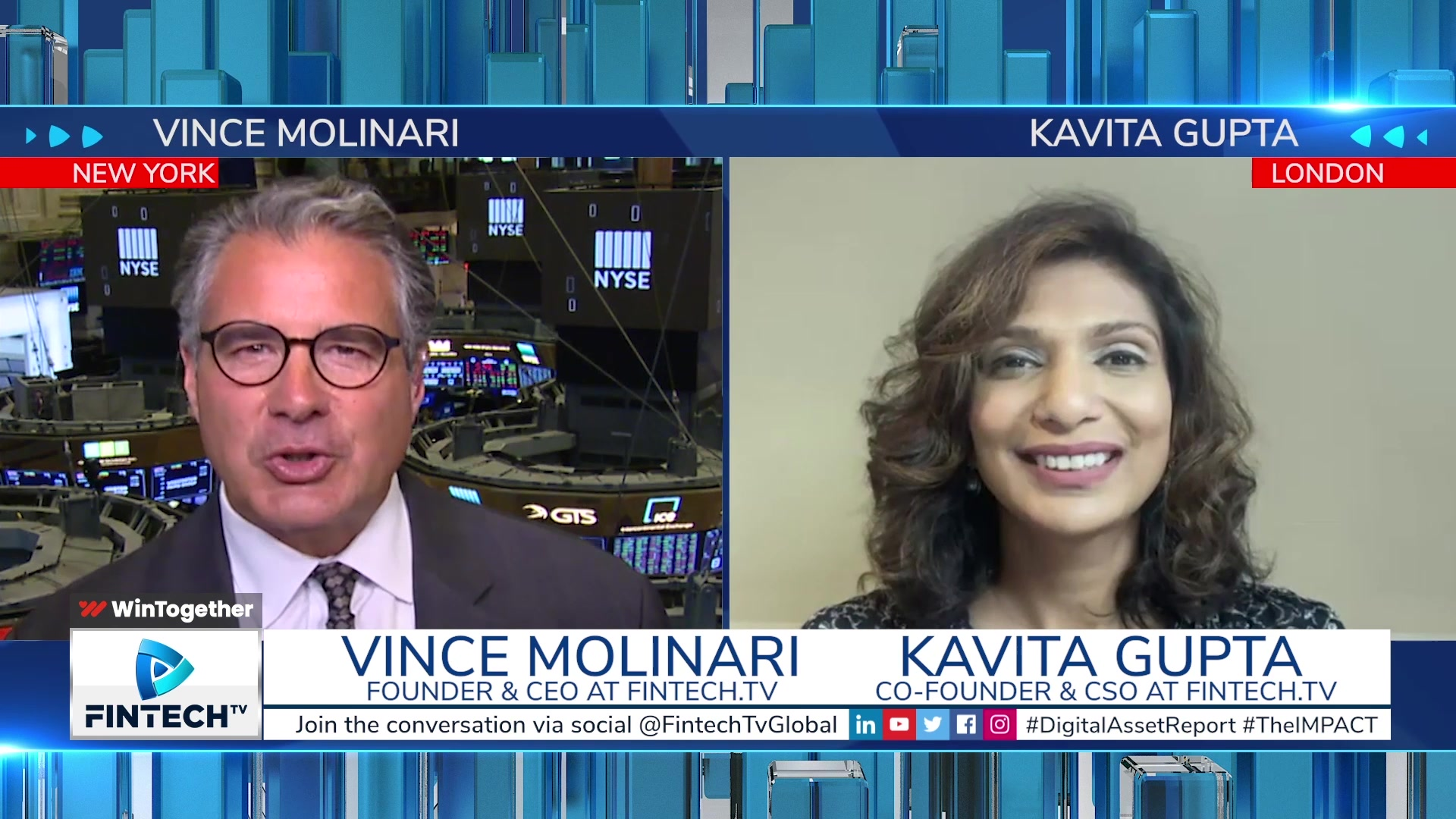 CNBC Africa - The Rise of Digital Financial Services in Africa with Shivani Siroya & Apollo Eric