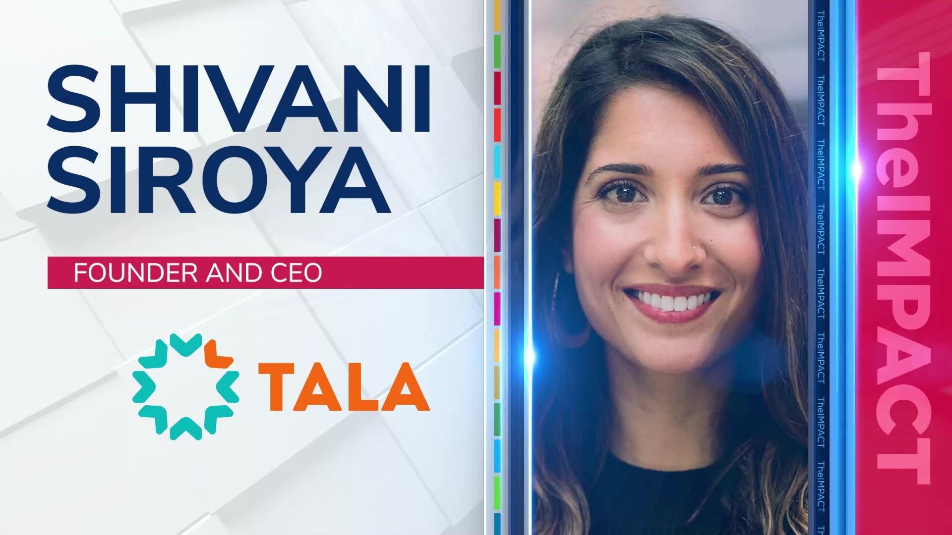 Shivani Siroya, Founder & CEO at Tala