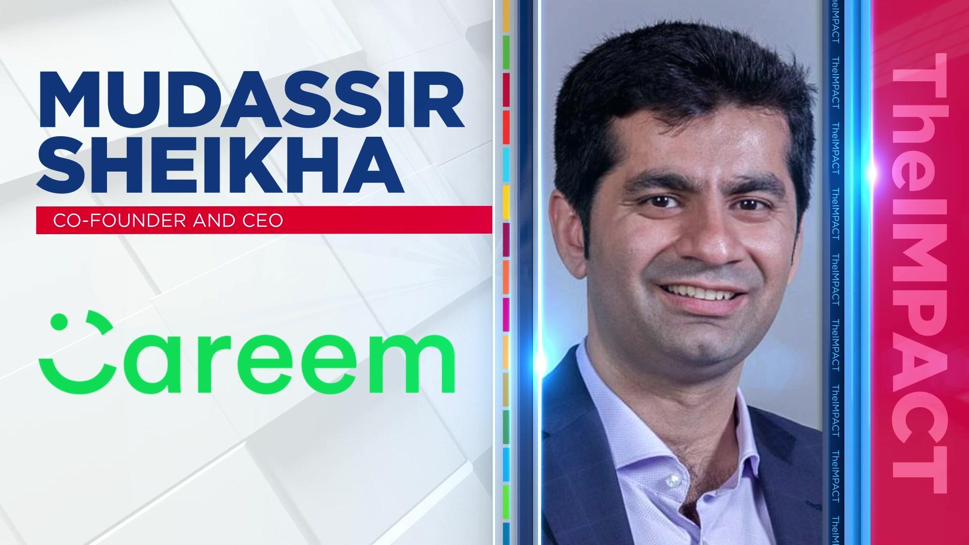 Mudassir Sheikha, Co-Founder & CEO of Careem