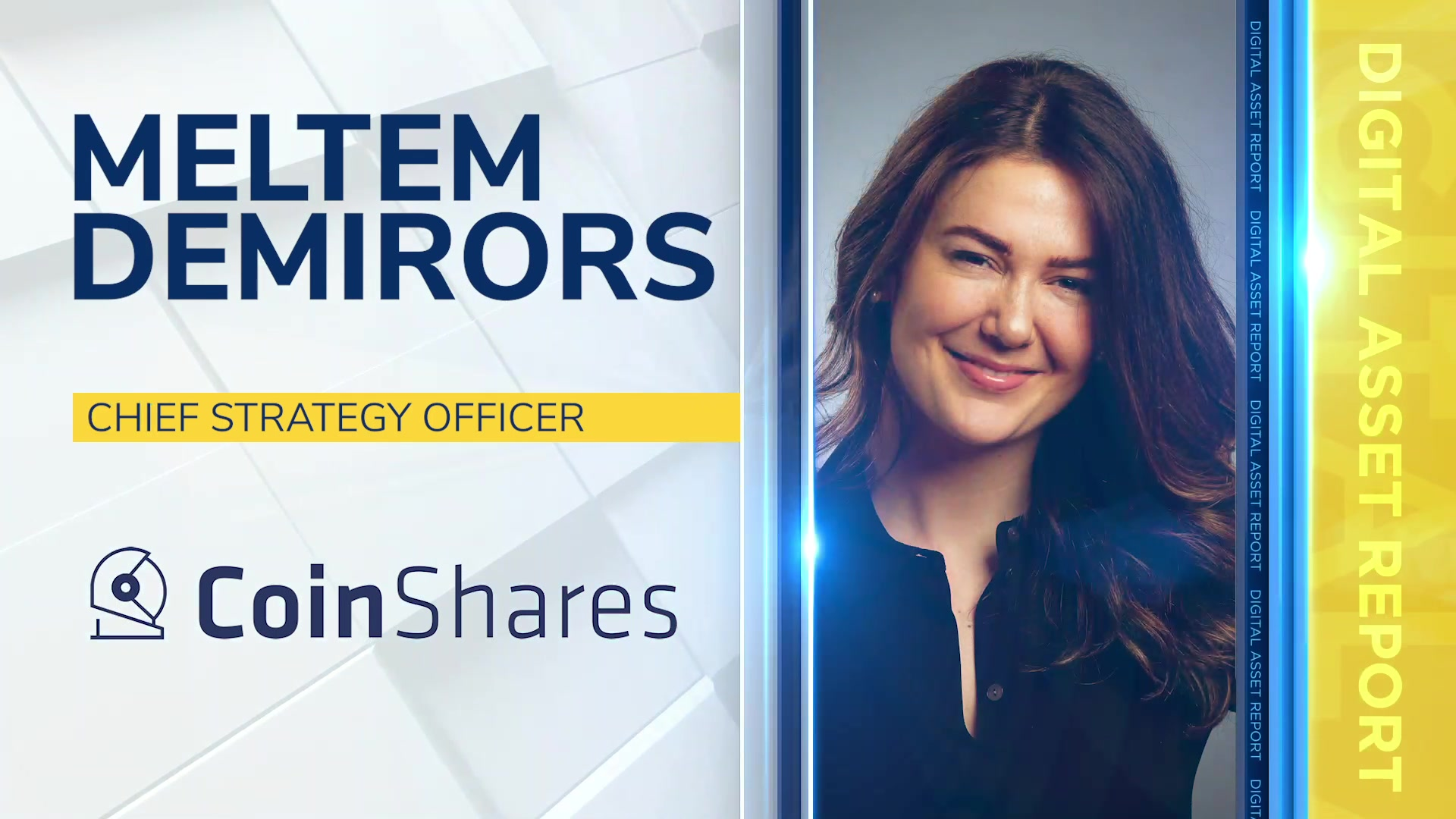 CNBC Africa - Meltem Demirors, Chief Strategy Officer ofCoinShares