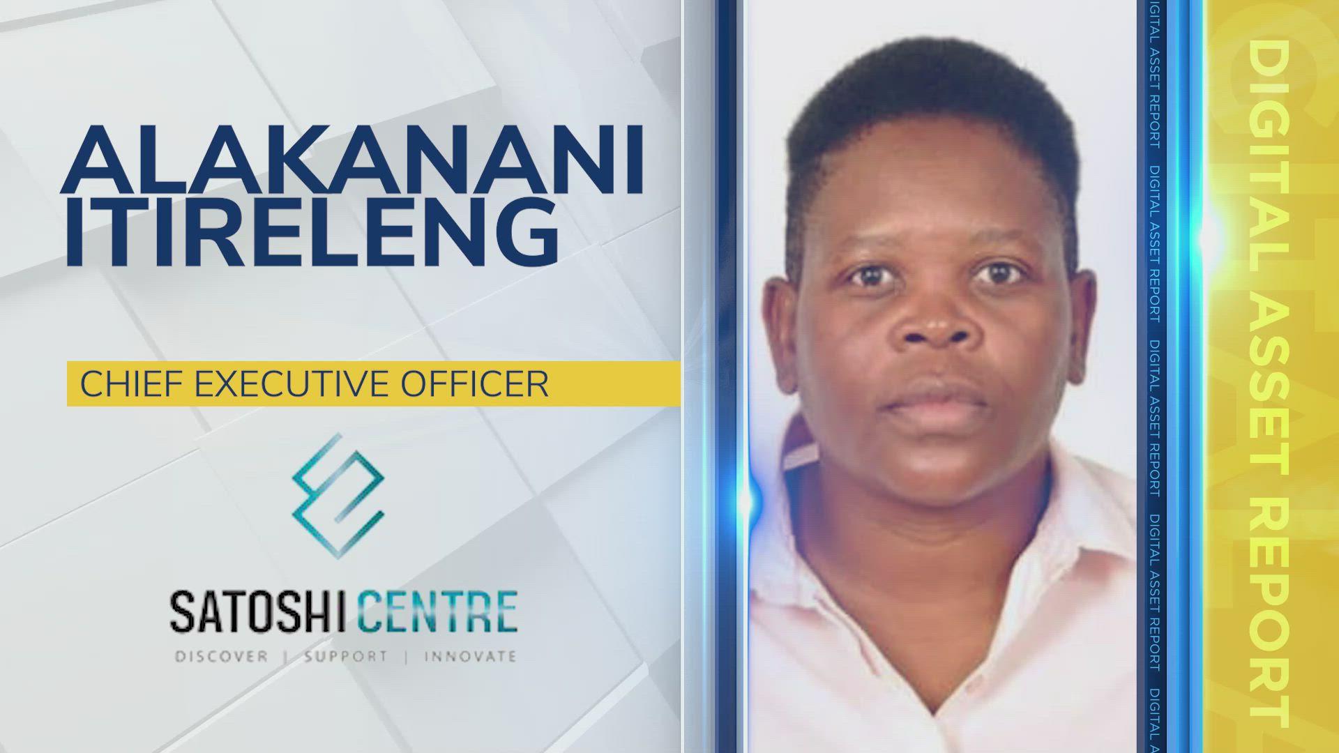 Alakanani Itireleng, CEO at SatoshiCentre